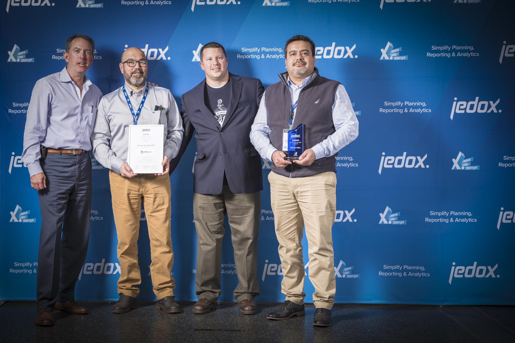 Ebicys Jedox Partner Award